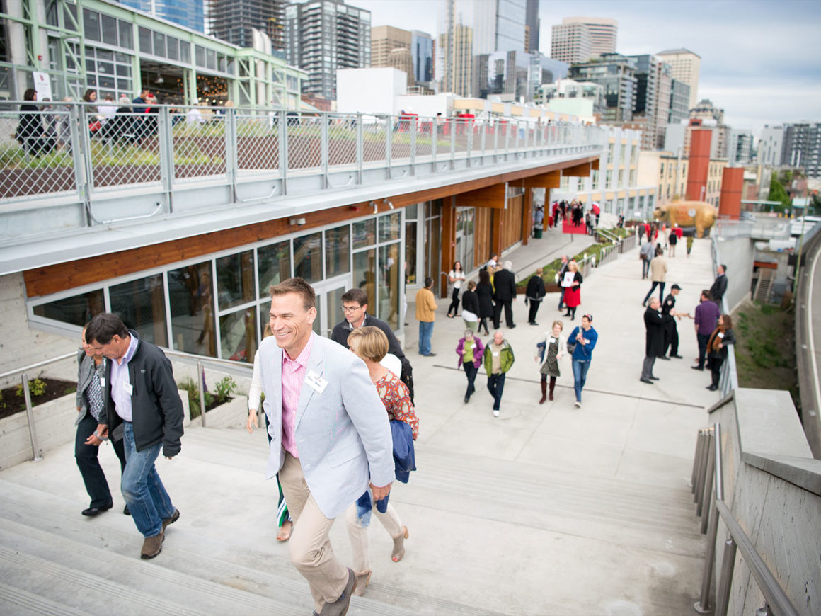 Pike Place Market MarketFront Expansion