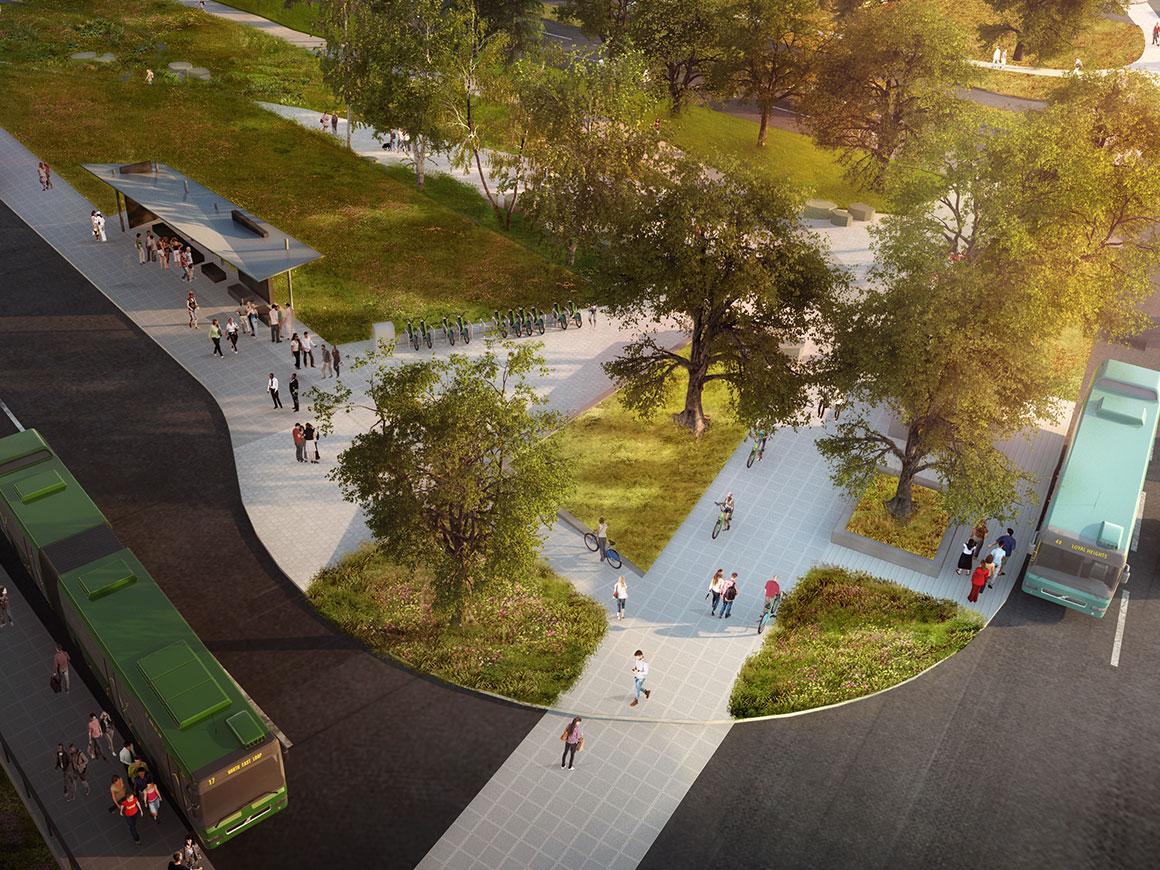 SR 520 Westside Lid Project
