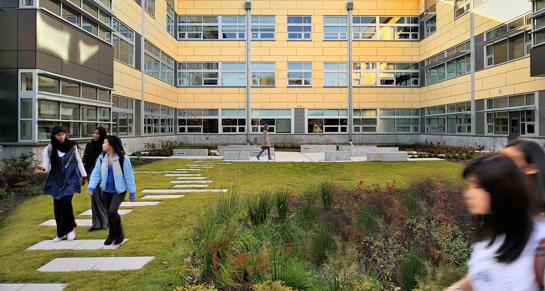 Chief Sealth High School and Denny Middle School Campus