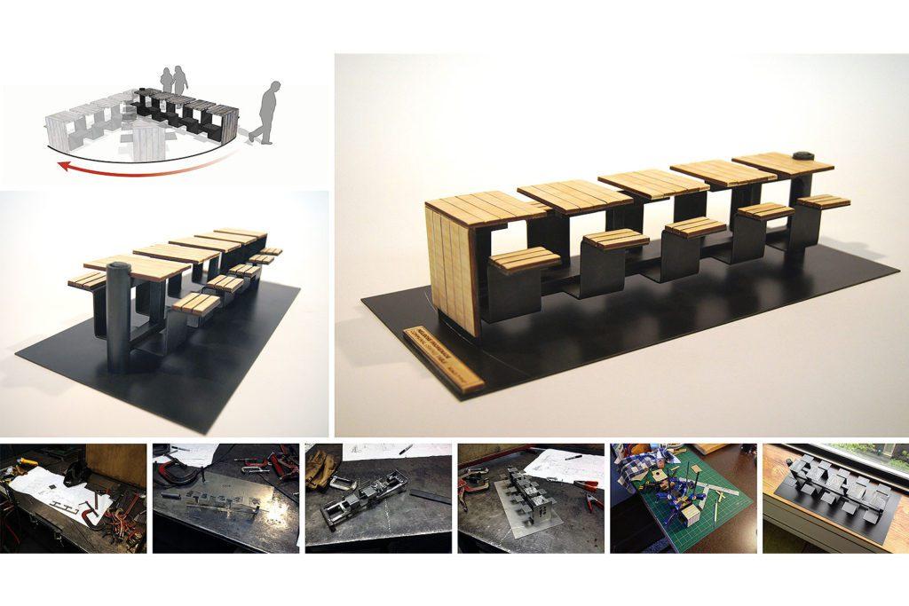 Large-Rectangle-Model-Making