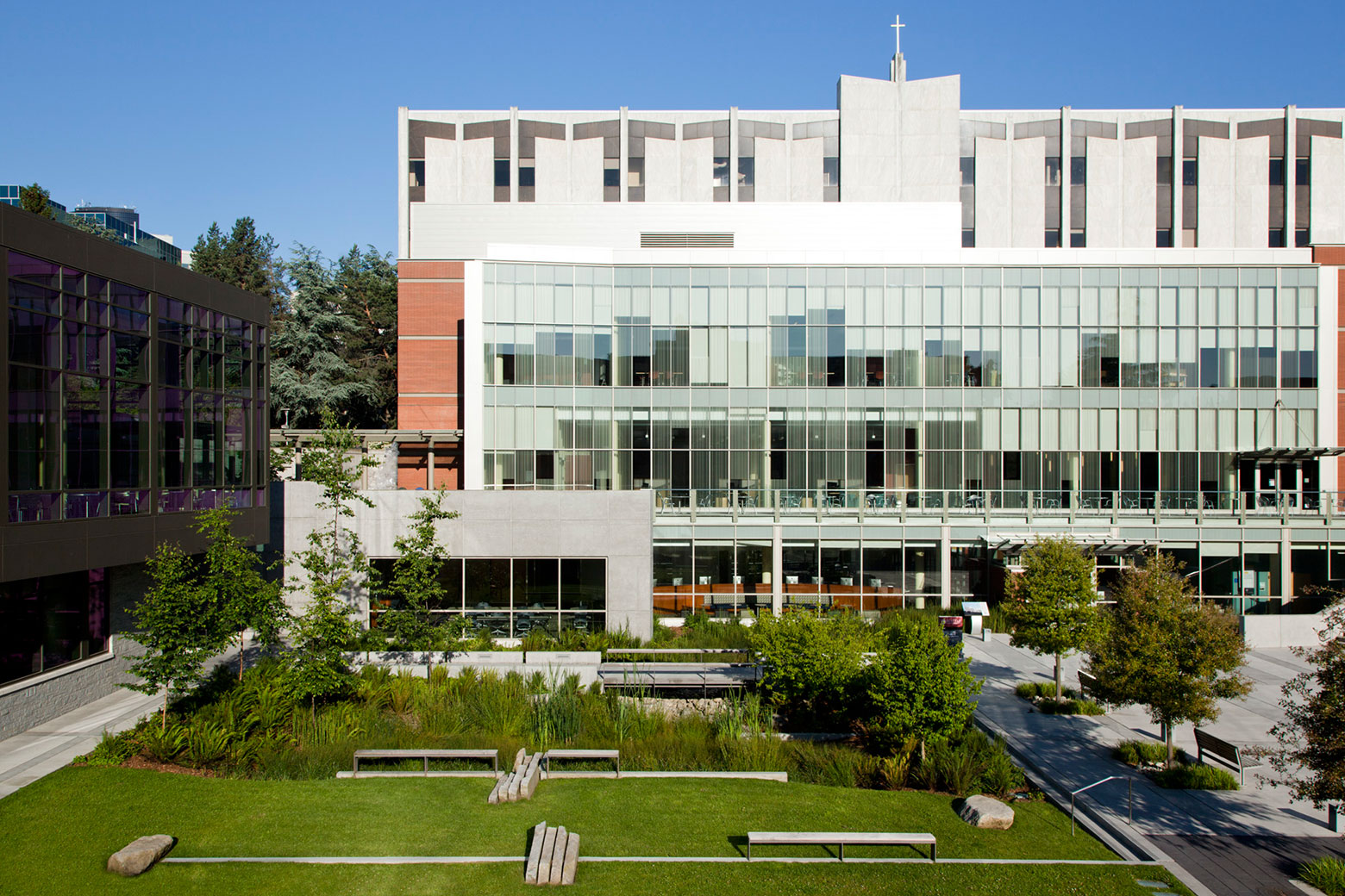 Seattle University Lemieux Library