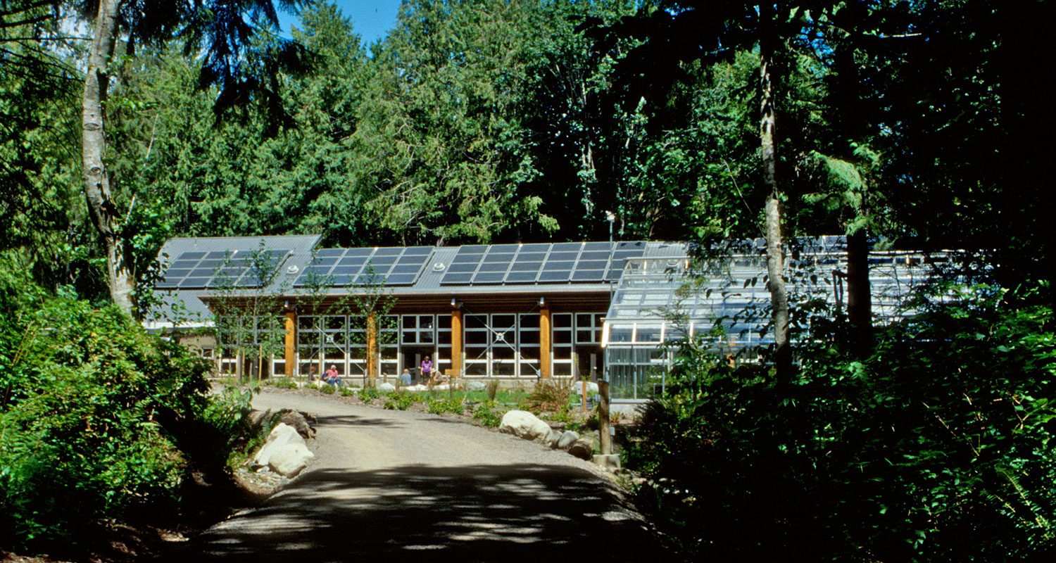 IslandWood, a School in the Woods