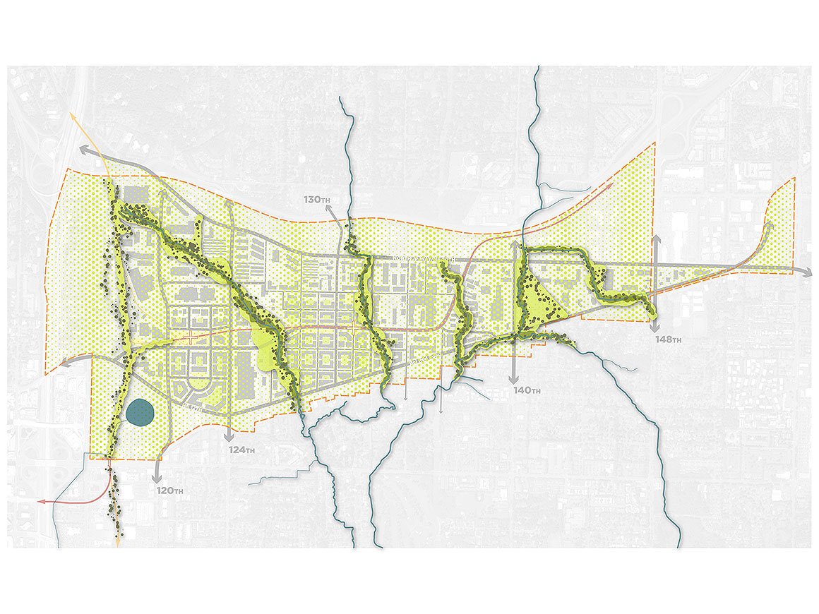 BelRed: Park, Trail and Open Space System Conceptual Design