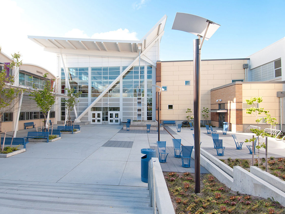 Chief Sealth High School and Denny Middle School Campus