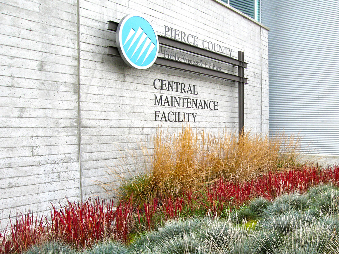 Pierce County Central Maintenance Facility