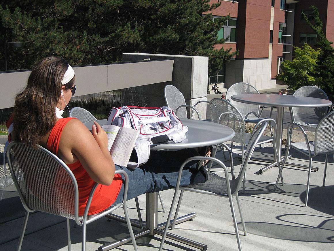 Seattle University Lemieux Library & McGoldrick Learning Commons