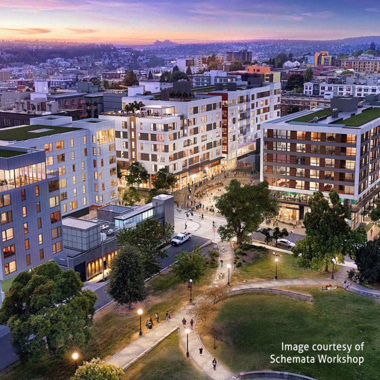 Capitol Hill Transit Oriented Development, Seattle
