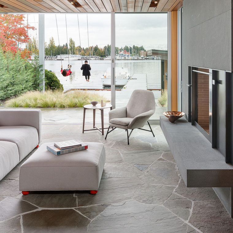 Portage Bay House