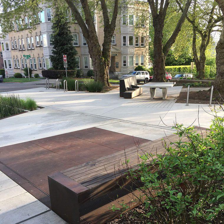 McGilvra Place Park