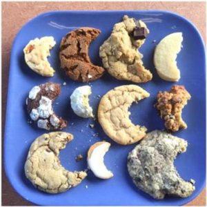eaten cookies