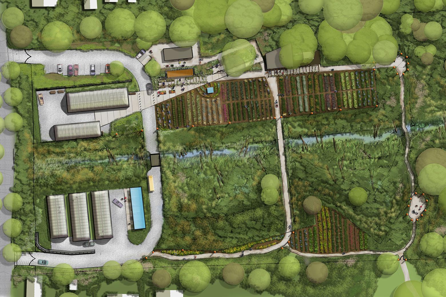 Rainier Beach Urban Farm & Wetland