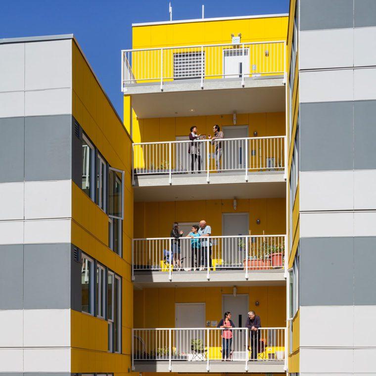 Capitol Hill Co-Housing & Urban FarmBerger Partnership