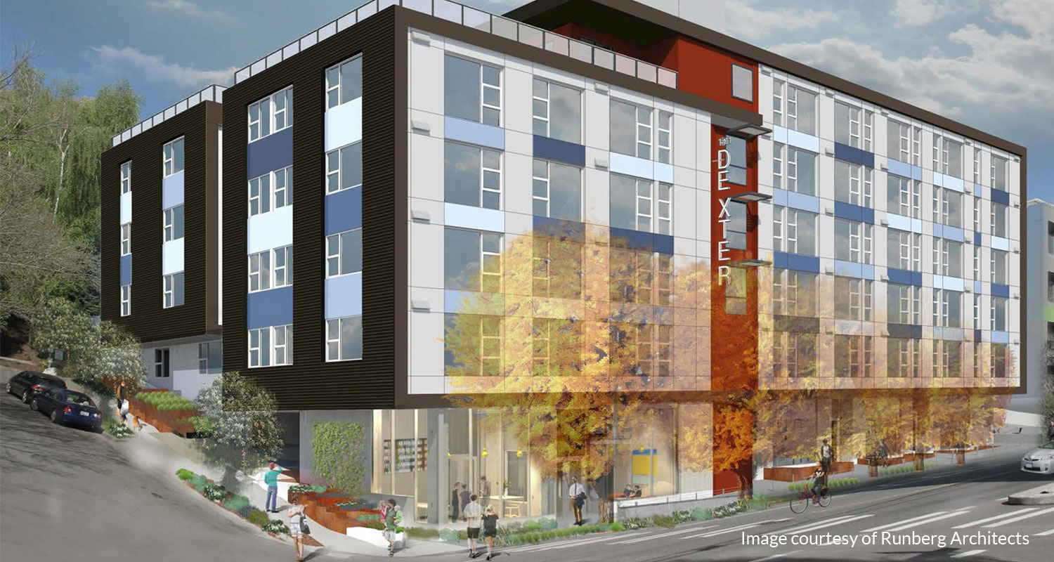 Anchor Flats Affordable Housing