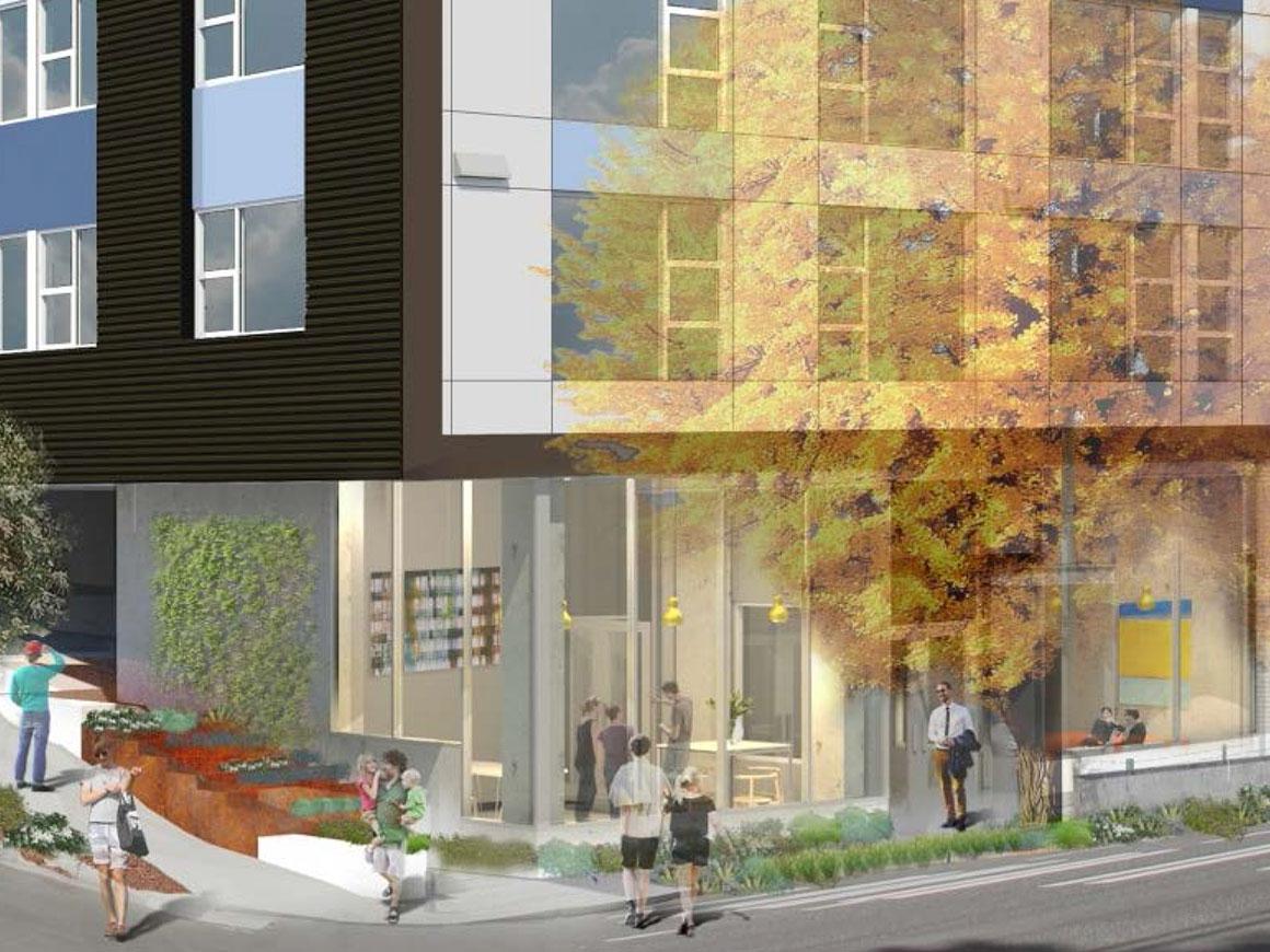 Anchor-Flats-Affordable Housing - Berger PartnershipBerger